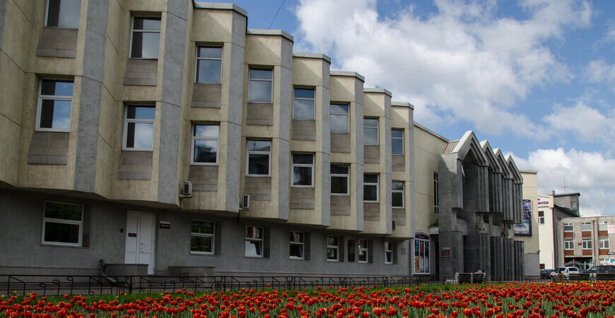 Музыкальный театр Красноярска