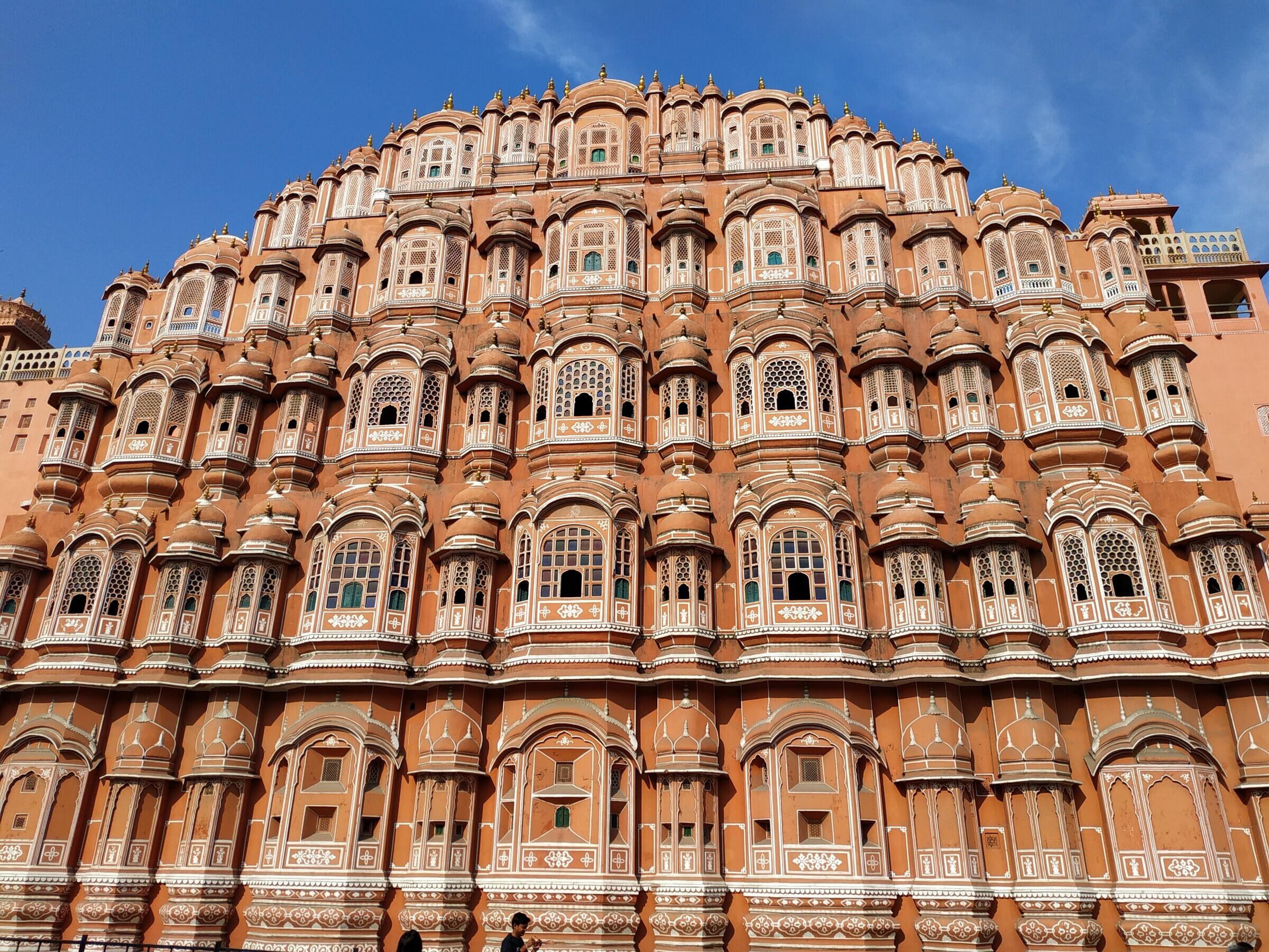 Индия. День 2-ой. Джайпур — розовый город