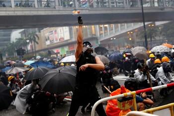 Протестующие в Гонконге переходят к новой тактике