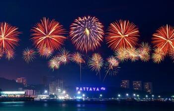 В Паттайе пройдёт грандиозный Фестиваль фейерверков