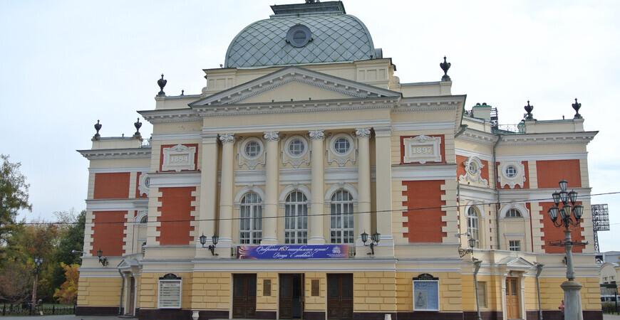 Театр Охлопкова