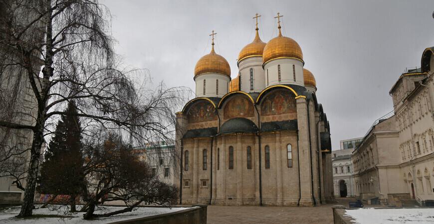 Успенский собор<br/> Московского Кремля