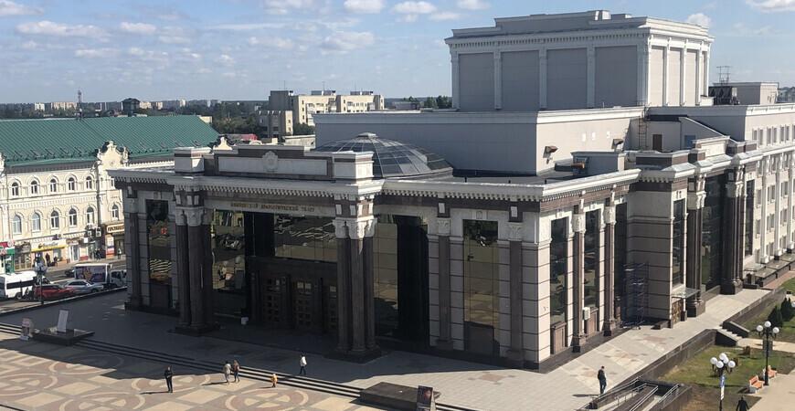 Пензенский<br/> драматический театр