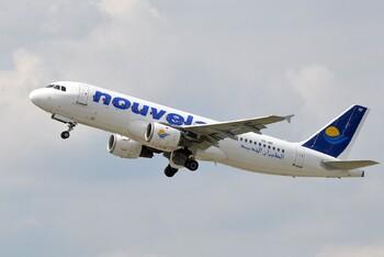 Авиакомпания Nouvelair Tunisie полетела из Москвы в Монастир