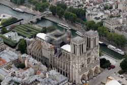 Российские специалисты поучаствуют в восстановлении собора Парижской Богоматери