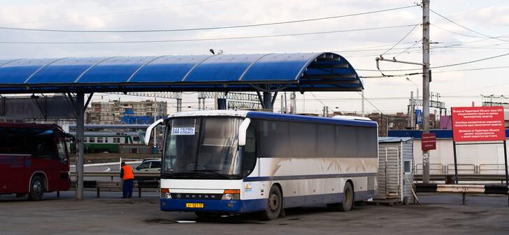 Автобус Пермь — Екатеринбург