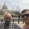 Обзорная экскурсия по Вашингтону, 4 часа. Ярослав и Леонид, гиды по Вашингтону