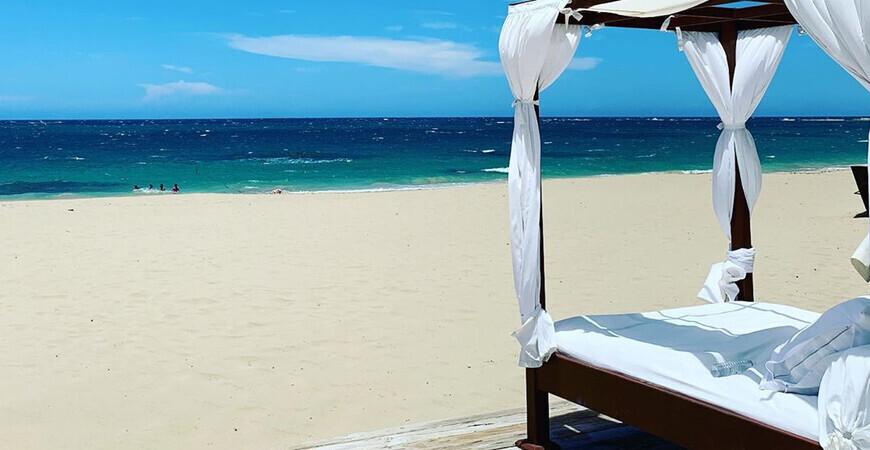 Пляж Плайя Дорада