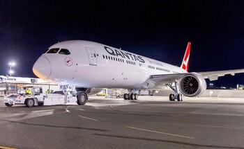 Самолёт Qantas совершил самый длительный перелёт в истории