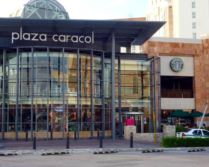 Шопинг в Мексике. Торговые центры Канкуна