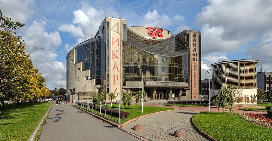 Театр «Буфф»<br/> в Санкт-Петербурге