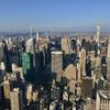 Вид из Эмпайр Стейт билдинг на Мидтаун Нью-Йорка