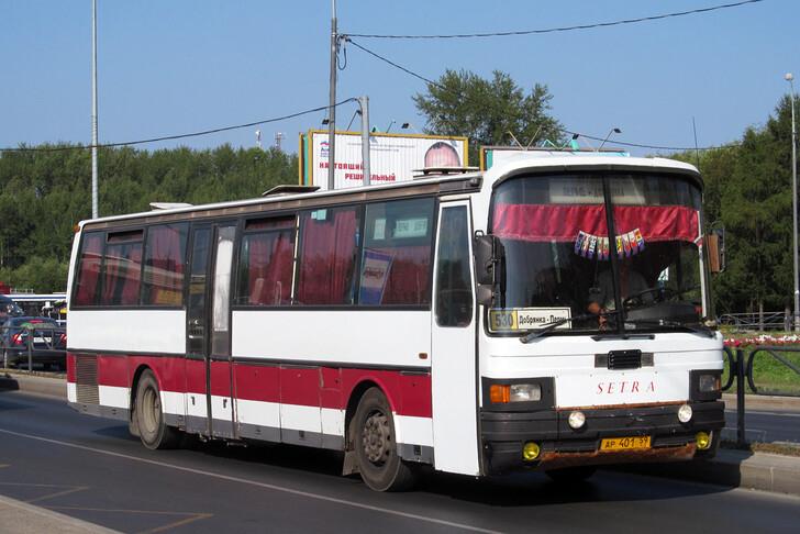 Автобус Пермь — Добрянка