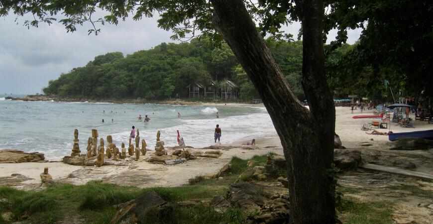 Пляж Тубтим