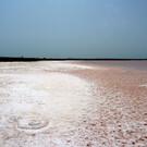 Розовое озеро на Торревьехе