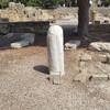 колонна где бичевали апостола Павла