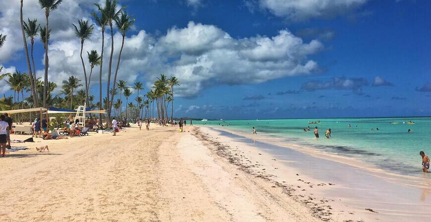 Пляж Хуанильо