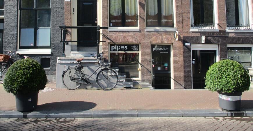 Музей курительных трубок<br/> в Амстердаме