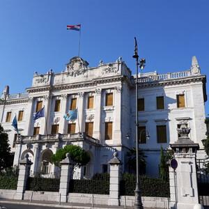 Исторический и морской музей в хорватской Риеке
