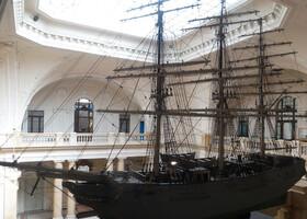 Музей в основном посвящен морской тематике, так как Риека всегда считалась важным портом на Адриатике и сейчас является самым большим и главным портом Хорватии