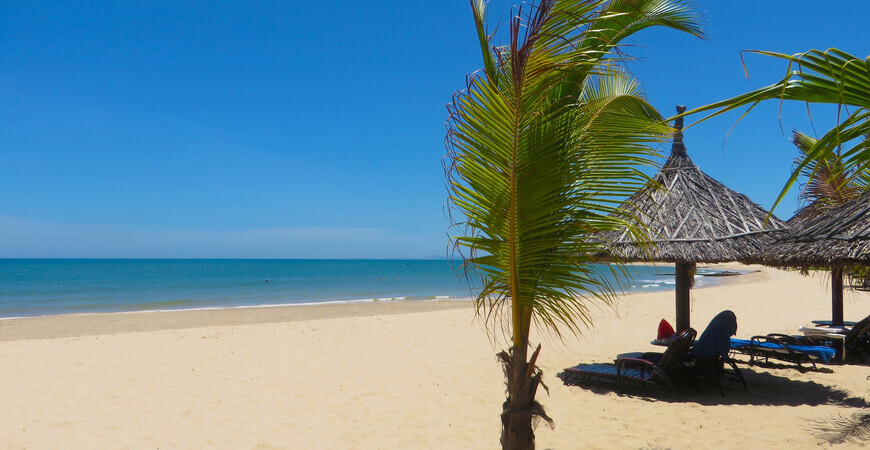 Пляж Бай Ранг в Муйне