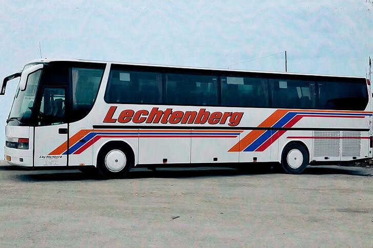 Автобус Пермь — Соликамск