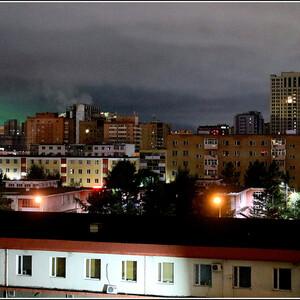 Когда весь город спит...