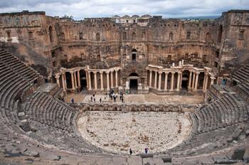 Ростуризм рекомендует туристам воздержаться от поездок в Сирию