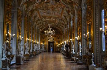 Галерея во дворце Памфили