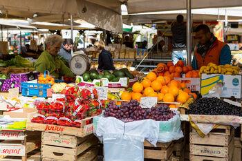 Рынок Кампо-деи-Фьори