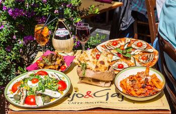 Типичные римские блюда