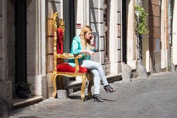 Мобильная связь в Риме