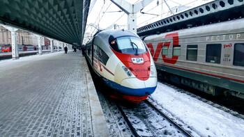 Самые популярные у туристов железнодорожные маршруты на Новый год