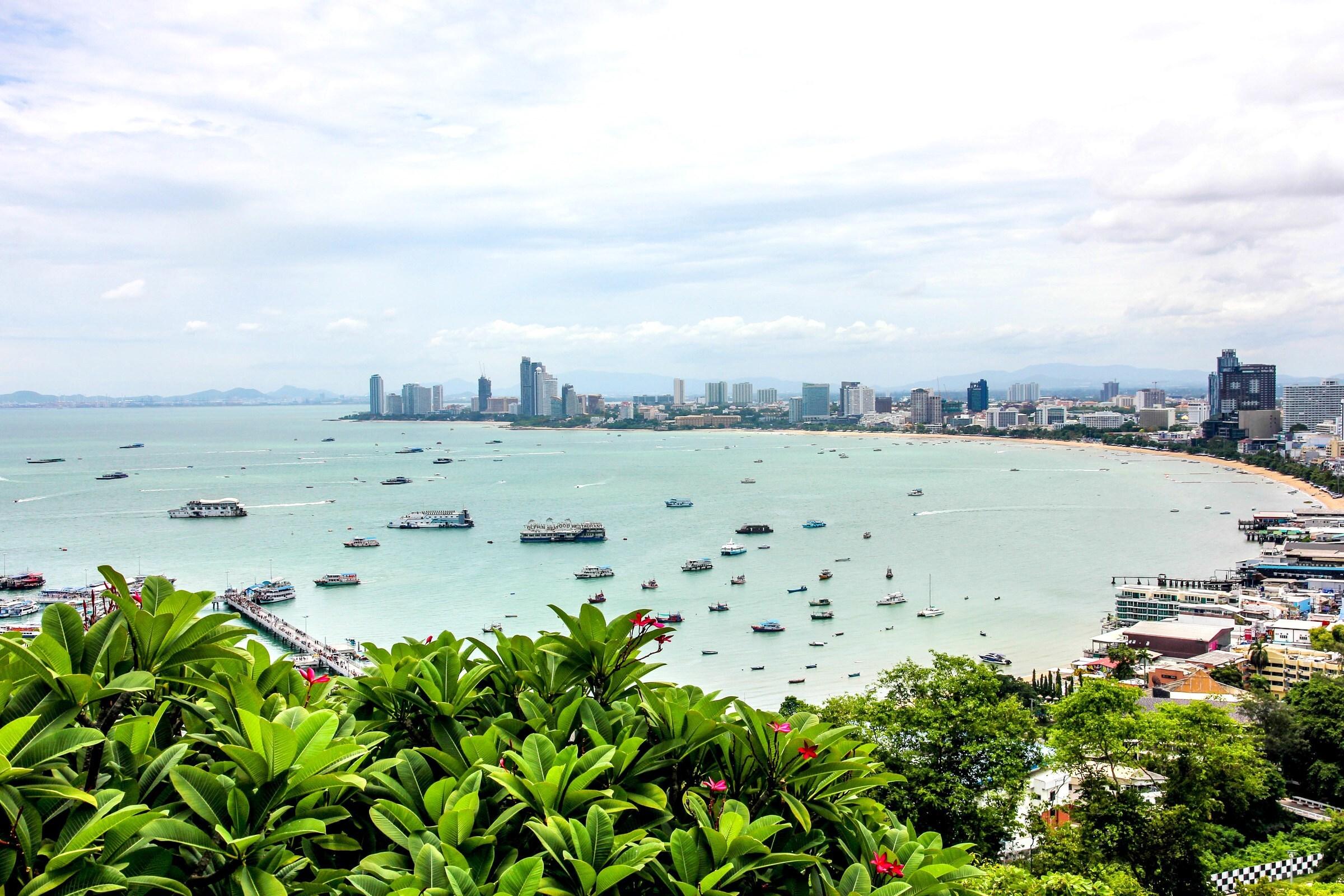 Пляжи Паттайи - ТОП 10 лучших пляжей