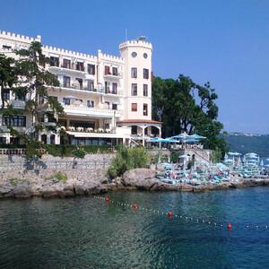 Опатия — самый крутой курорт Хорватии