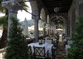 Рестораныв Опатии на набережной