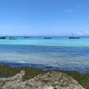Африканские «Мальдивы»-Нунгви