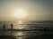 Закат на пляже Лу Лу бич