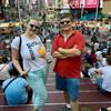 Таймс Сквер - одно из самых ярких мест для фото в Нью-Йорке