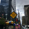 Эмпайр Стейт билдинг, тупик, шаурма и небоскрёбы... типичный Нью-Йорк