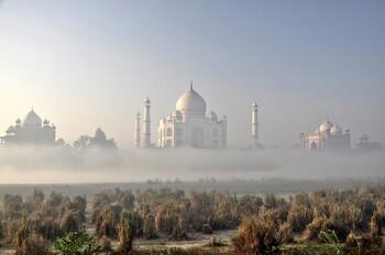 В Индии за запуск дрона у Тадж-Махала арестованы туристы из РФ
