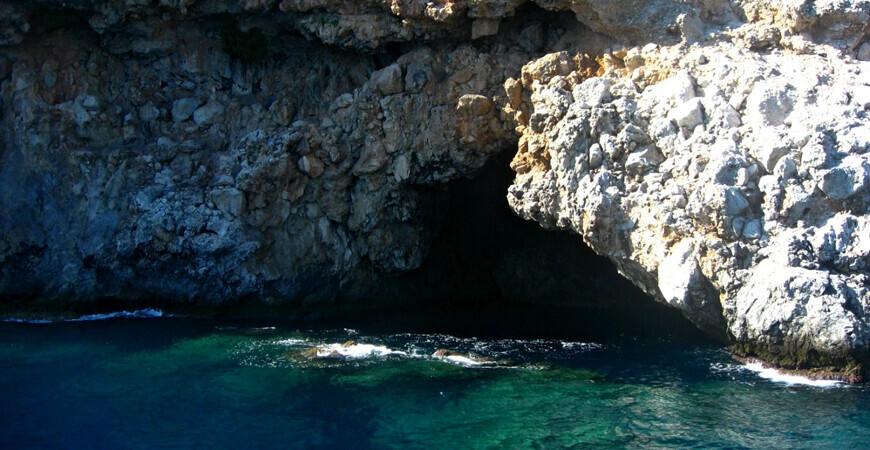 Пиратская пещера в Алании
