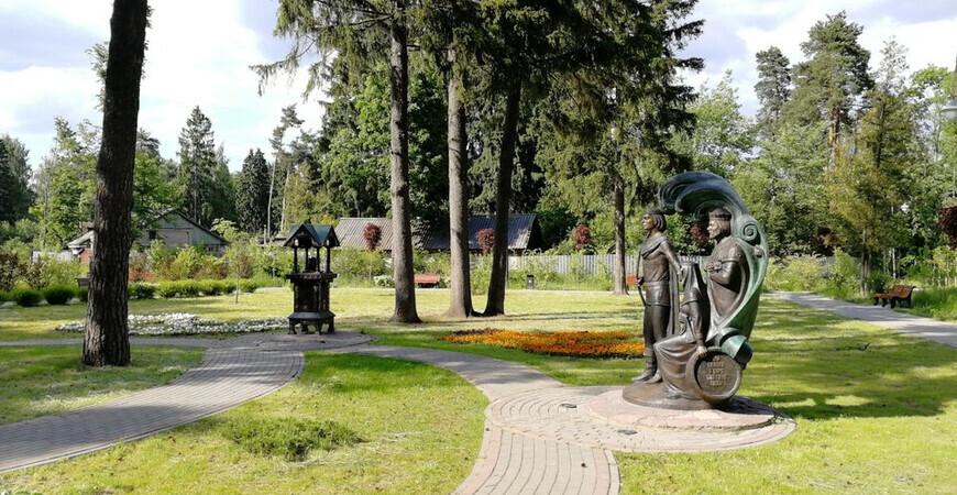 Парк сказок в Томилино