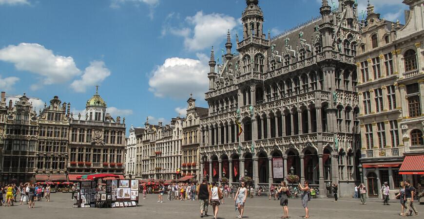 Музей города Брюсселя,<br/> Дом короля