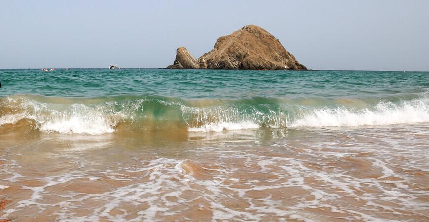 Пляж Аль Ака