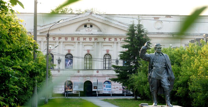 Ачинский драмтеатр