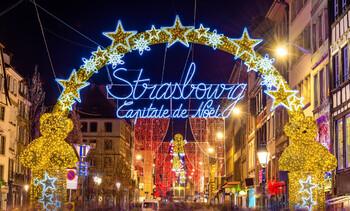 На рождественской ярмарке Страсбурга меры безопасности усилят до беспрецедентного уровня