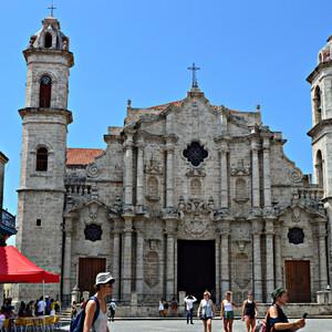Гавана — между прошлым и будущим
