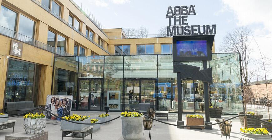 Музей АББА в Стокгольме