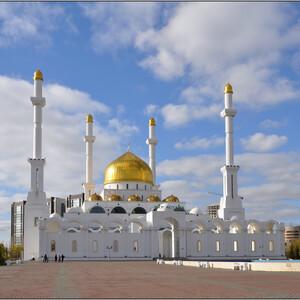 Нур-Султан — город будущего